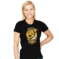 Rocketeer Flight Corps - Womens - T-Shirts - RIPT Apparel
