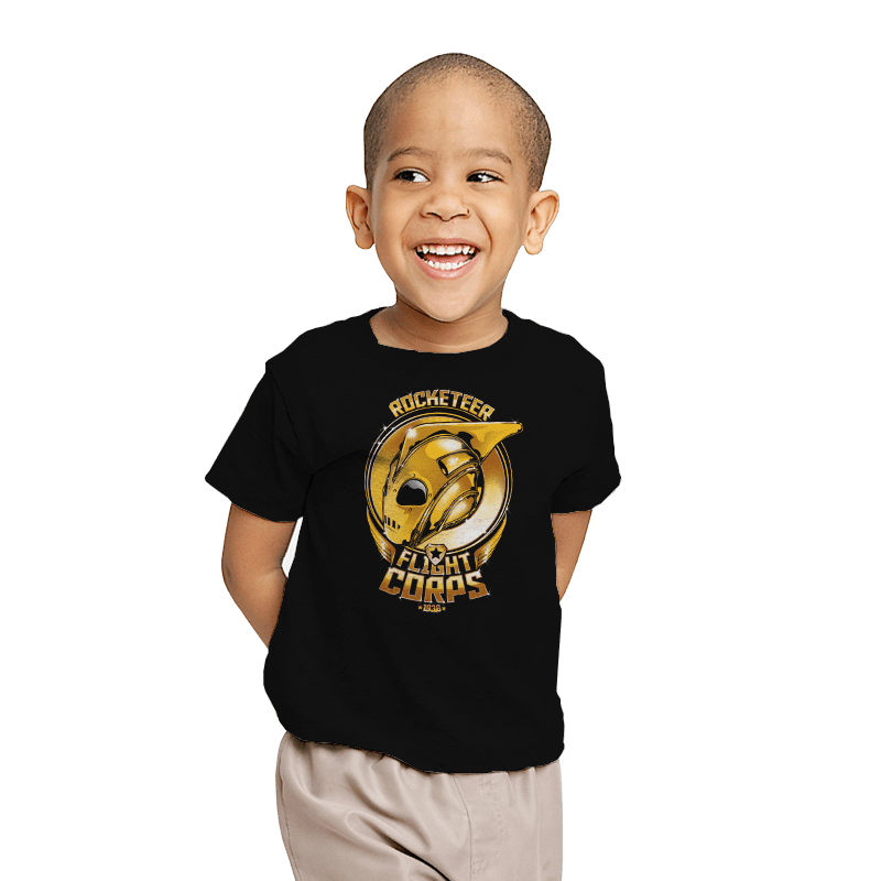 Rocketeer Flight Corps - Youth - T-Shirts - RIPT Apparel