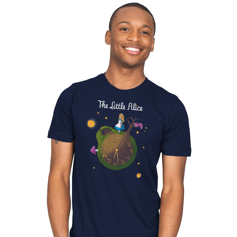 The Little Alice - Mens - T-Shirts - RIPT Apparel