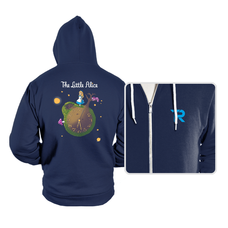 The Little Alice - Hoodies - Hoodies - RIPT Apparel