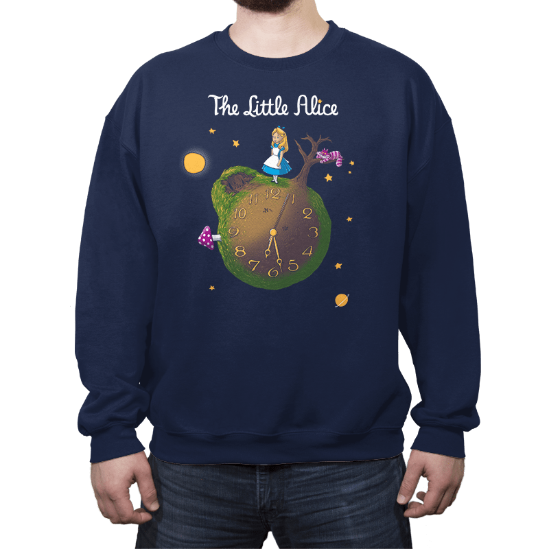The Little Alice - Crew Neck - Crew Neck - RIPT Apparel