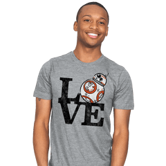 LOVE BB - Mens - T-Shirts - RIPT Apparel