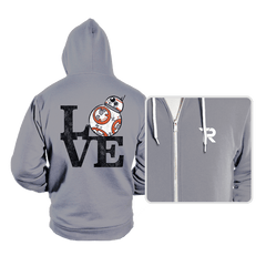 LOVE BB - Hoodies - Hoodies - RIPT Apparel