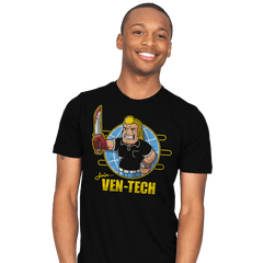 Join Ven-Tech - Mens - T-Shirts - RIPT Apparel