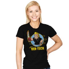 Join Ven-Tech - Womens - T-Shirts - RIPT Apparel