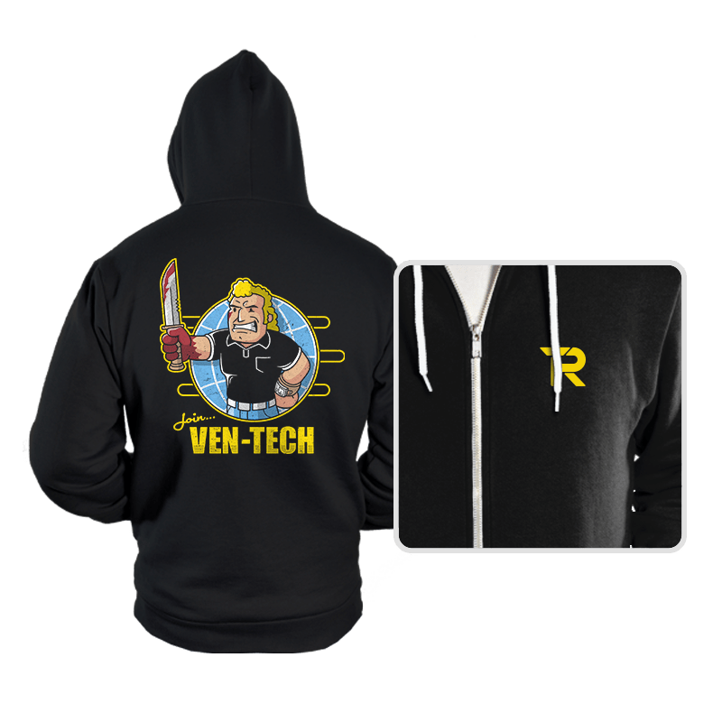 Join Ven-Tech - Hoodies - Hoodies - RIPT Apparel