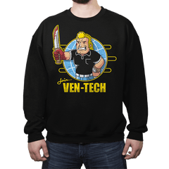 Join Ven-Tech - Crew Neck - Crew Neck - RIPT Apparel