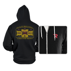 Mr. Pool's Skee Ball - Hoodies - Hoodies - RIPT Apparel