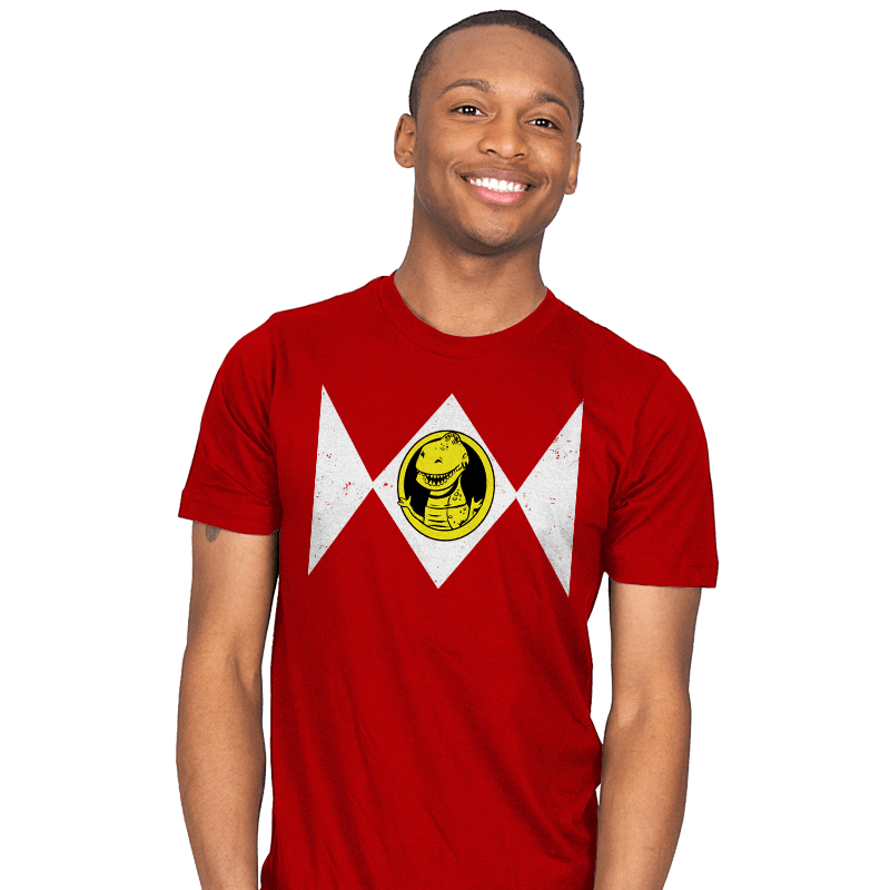 Power Rexnger - Mens - T-Shirts - RIPT Apparel