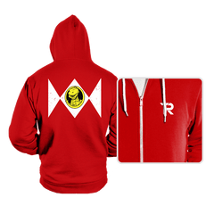 Power Rexnger - Hoodies - Hoodies - RIPT Apparel