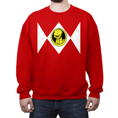 Power Rexnger - Crew Neck - Crew Neck - RIPT Apparel