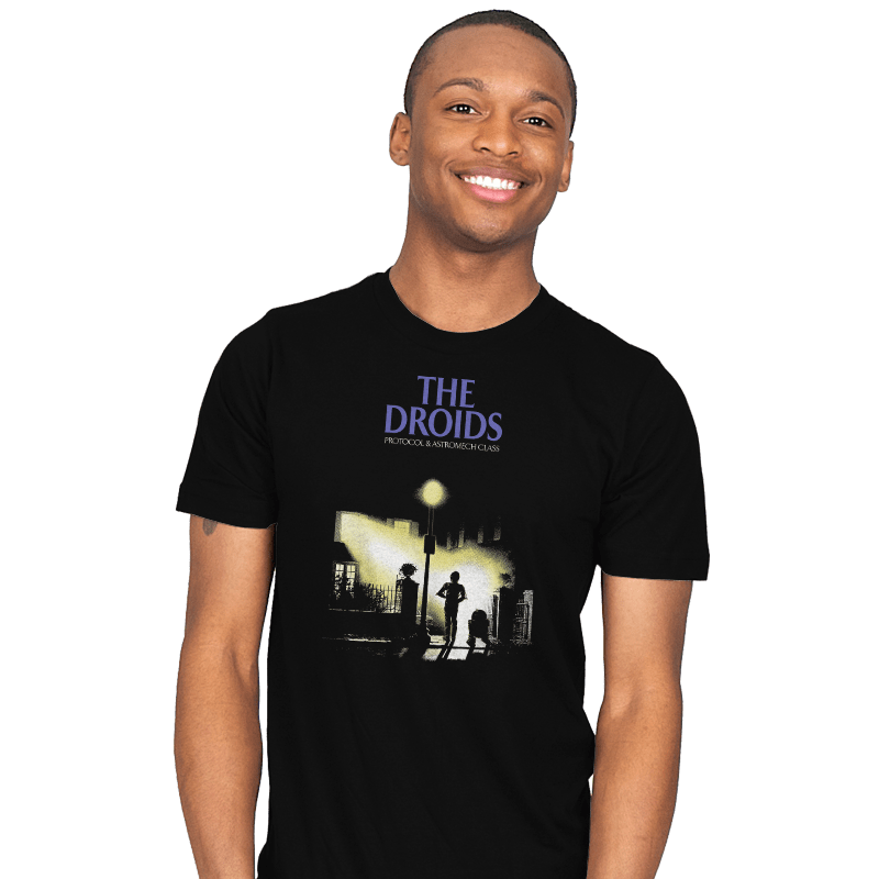 The Droids - Mens - T-Shirts - RIPT Apparel