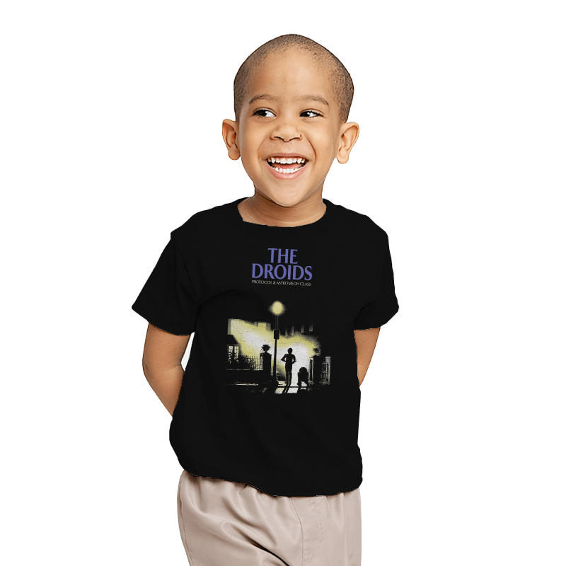 The Droids - Youth - T-Shirts - RIPT Apparel