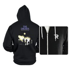 The Droids - Hoodies - Hoodies - RIPT Apparel