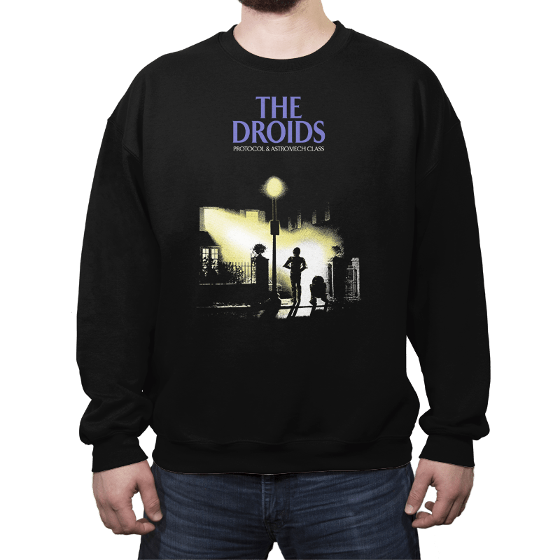 The Droids - Crew Neck - Crew Neck - RIPT Apparel