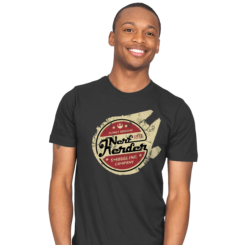 Nerf Herder - Mens - T-Shirts - RIPT Apparel