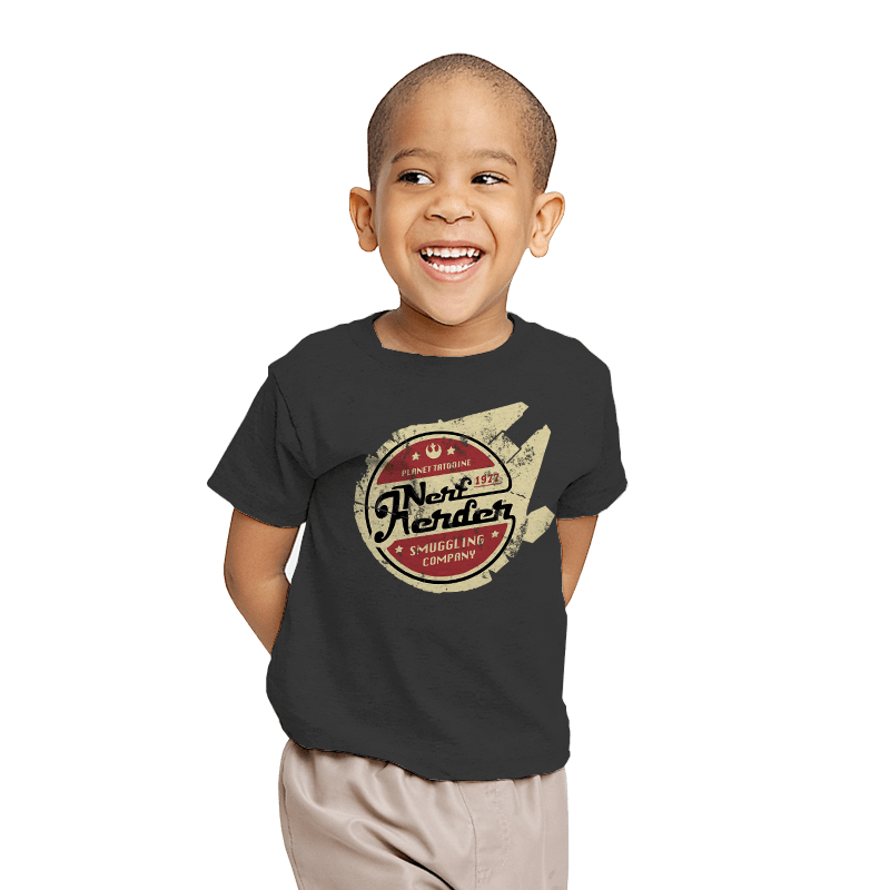 Nerf Herder - Youth - T-Shirts - RIPT Apparel