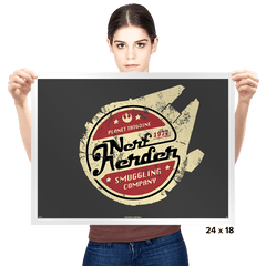 Nerf Herder - Prints - Posters - RIPT Apparel