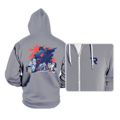Samurai Wars: Empire Strikes - Hoodies - Hoodies - RIPT Apparel