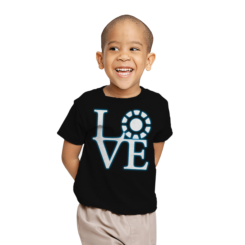 Stark Love - Youth - T-Shirts - RIPT Apparel