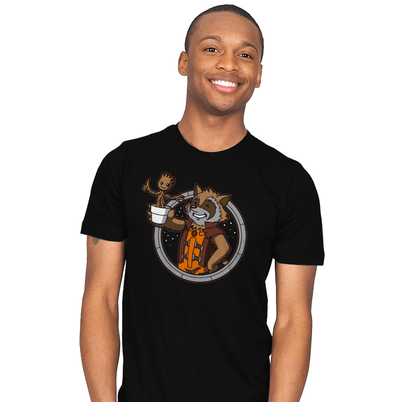 Galactic BFFs - Mens - T-Shirts - RIPT Apparel