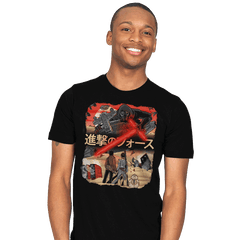 Attack on Jakku Exclusive - Mens - T-Shirts - RIPT Apparel