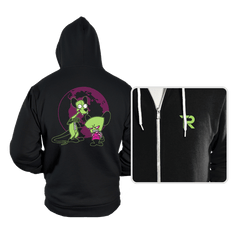 Take Over the World - Hoodies - Hoodies - RIPT Apparel