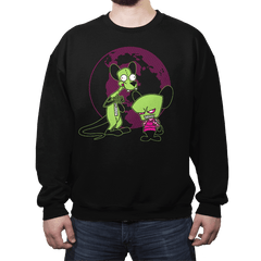 Take Over the World - Crew Neck - Crew Neck - RIPT Apparel