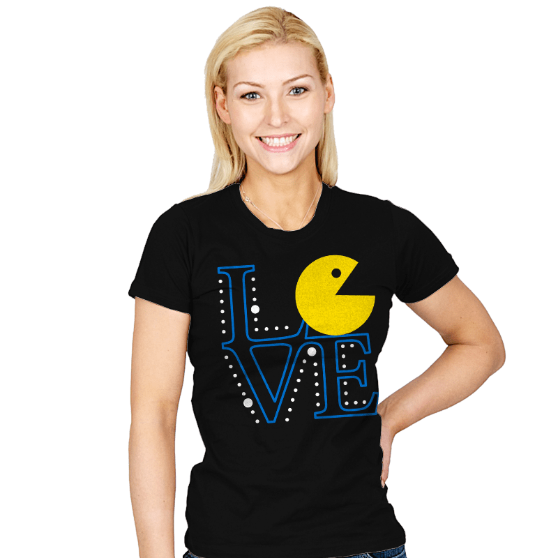 Pac Love - Womens - T-Shirts - RIPT Apparel