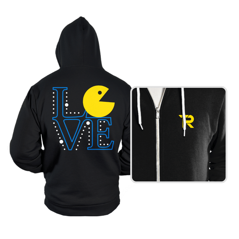 Pac Love - Hoodies - Hoodies - RIPT Apparel