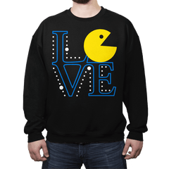 Pac Love - Crew Neck - Crew Neck - RIPT Apparel