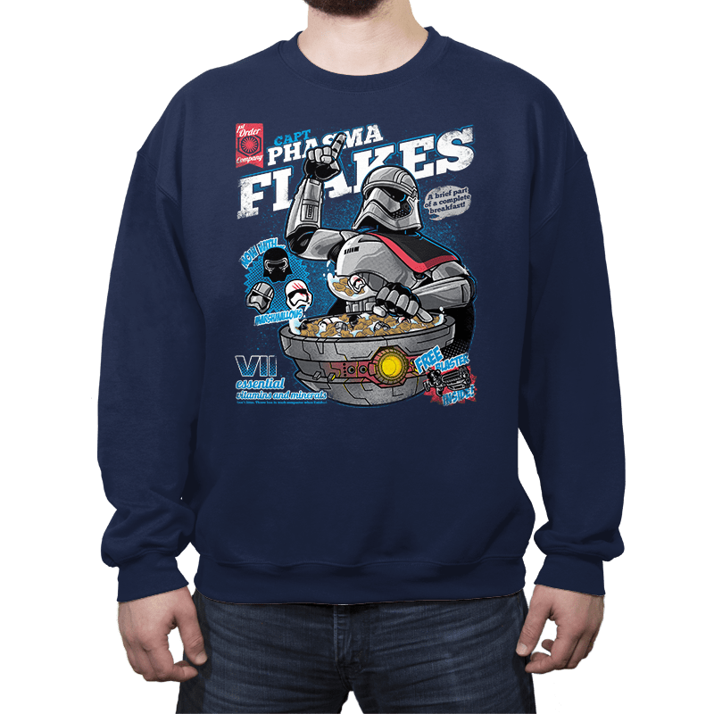 Phasma Flakes - Crew Neck - Crew Neck - RIPT Apparel