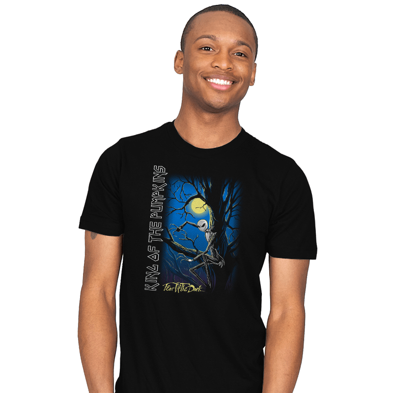 King of the Pumpkins - Mens - T-Shirts - RIPT Apparel