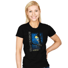 King of the Pumpkins - Womens - T-Shirts - RIPT Apparel