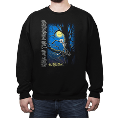 King of the Pumpkins - Crew Neck - Crew Neck - RIPT Apparel