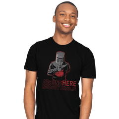 Uncle Black Knight - Mens - T-Shirts - RIPT Apparel