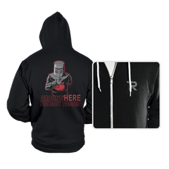 Uncle Black Knight - Hoodies - Hoodies - RIPT Apparel