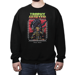 Trophy Hunter - Crew Neck - Crew Neck - RIPT Apparel