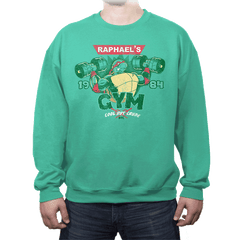 Raph's Gym - Crew Neck - Crew Neck - RIPT Apparel