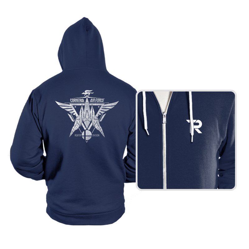 Corneria Fighters - Hoodies - Hoodies - RIPT Apparel