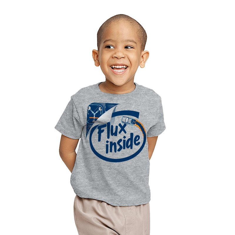 Flux Inside - Youth - T-Shirts - RIPT Apparel