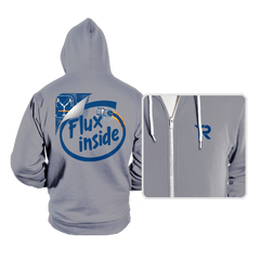 Flux Inside - Hoodies - Hoodies - RIPT Apparel