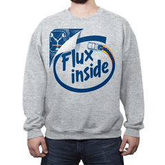 Flux Inside - Crew Neck - Crew Neck - RIPT Apparel