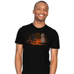 The Floor Is Lava - Mens - T-Shirts - RIPT Apparel