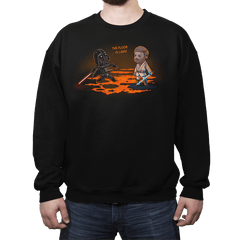 The Floor Is Lava - Crew Neck - Crew Neck - RIPT Apparel