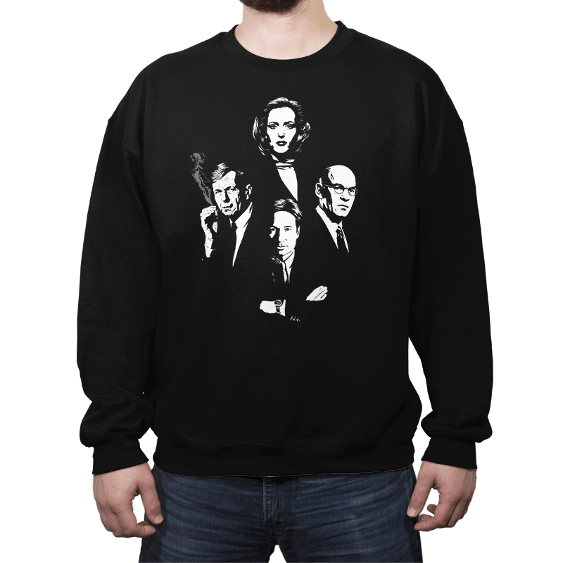 X-four - Crew Neck - Crew Neck - RIPT Apparel