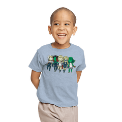 Heroic BFFs - Youth - T-Shirts - RIPT Apparel