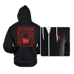 Hell's Kitchen Neighborhood Watch - Hoodies - Hoodies - RIPT Apparel