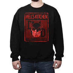 Hell's Kitchen Neighborhood Watch - Crew Neck - Crew Neck - RIPT Apparel