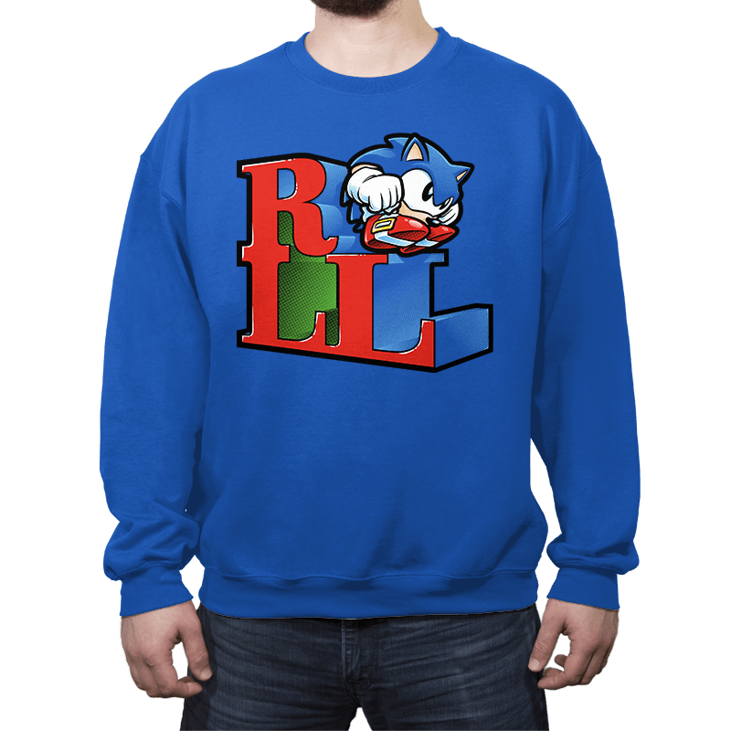 Philly Roll - Crew Neck - Crew Neck - RIPT Apparel
